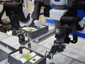 Robotter på arbejdspladser i Danmark